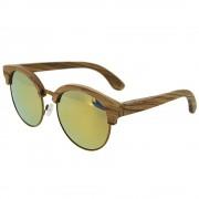 Bamboo Zebra Wood Sunglasses