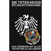 Music Sales The Little Black Songbook - Die Toten Hosen Songbook