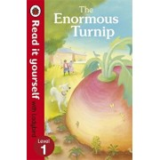 The Enormous Turnip: Read it yourself with Ladybird, Level 1/***
