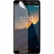Azuri Nokia 2 (2018) Screenprotector Plastic Duo Pack