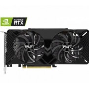 Placa video Palit GeForce RTX 2060 Dual OC, 6GB, GDDR6, 192-bit