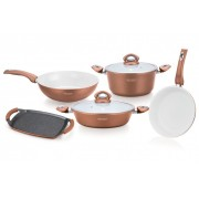 SET 7 Piese, Oale Ceramica IMPERIAL COLLECTION IM-1009MR