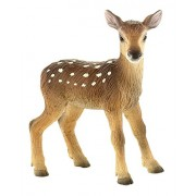 Bullyland Red Deer Calf Action Figure