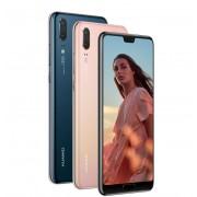 "Smartphone, Huawei P20, Dual SIM, 5.8"", Arm Octa (2.36G), 4GB RAM, 128GB Storage, Android, Pink Gold (6901443214549)"