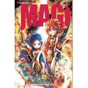 Magi, Vol. 27: The Labyrinth of Magic, Paperback
