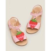 Mini Sandales de vacances PNK Fille Boden, Pink - 36