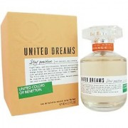 United Colors of Benetton United Dreams Stay Positive perfume of 80 Ml for Women