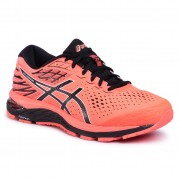 Обувки ASICS - Gel-Cumulus 21 1011A551 Flash Coral/Black 700