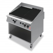 Falcon F900 Chargrill on Mobile Stand Natural Gas G9490
