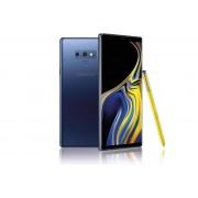 "Samsung Smartphone Samsung Galaxy Note 9 Sm N960f Dual Sim 6.4"" Dual Edge Super Amoled 128 Gb Octa Core 4g Lte Wifi 12 Mp + 12 Mp Android Refurbished Ocean Blue"