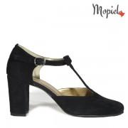 Pantofi dama, din piele naturala 242906/422/Cam-Negru/Betina