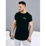 Gorilla Sports Sport T-shirt Zwart L