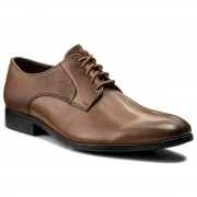 Обувки CLARKS - Gilmore Lace 261339017 Tan Leather