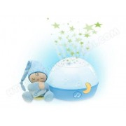 CHICCO Veilleuse musicale Magic Projection bleu