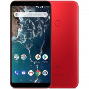 "Smartphone Xiaomi Mi A2 5.99"" 64GB FHD Dual Sim Rojo"