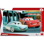 Puzzle - Cars 15 piese