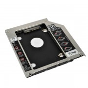 "9.5mm Externe HDD Caddy 2nd SATA 2.5 ""harde Schijf SSD Behuizing voor Apple Macbook Pro CD DVR ROM Optical Bay"