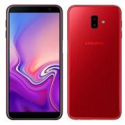 "Samsung Smartphone Samsung Galaxy J6 Plus Sm J610f Dual Sim 32 Gb Quad Core 6"" 13 Mp + 5 Mp 4g Lte Wifi Bluetooth Android Refurbished Rosso"