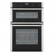 Neff N50 U1ACE2HN0B Double Built In Electric Oven - Stainless Steel