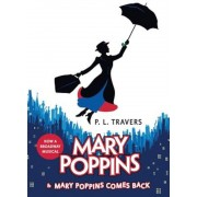 Mary Poppins and Mary Poppins Comes Back, Hardcover