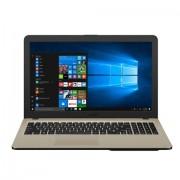"""Asus VivoBook 15 X540UA-GQ964T Nero, Cioccolato Computer portatile 39,6 cm (15.6"""") 2,3 GHz Intel® Core™ i3 di settima generazione i3-7020U"""