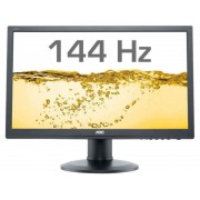 "Monitor 24"" AOC LED G2460FQ, TN panel, Wide 1920x1080, 16:9, 1ms, 350cd/mp, 1000:1, D-Sub, DVI, HDMI, VESA, Negru"