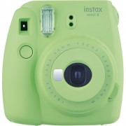 Fujifilm Instax Mini 9 Aparat Foto Instant Verde - Fujifilm Instax Mini 9 - Aparat Foto Instant, Verde
