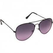 Arzonai Classics Aviator Shape Black-Multi-Coloured UV Protection Sunglasses For Men & Women [MA-007-S23 ]