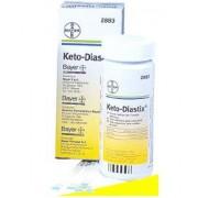 Ascensia Diabetes Care Italy Strisce Misurazione Glicosuria E Chetonuria Ketodiastix 50 Pezzi
