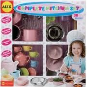Set de bucatarie complet Alex Toys