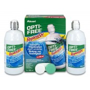 Alcon OPTI-FREE RepleniSH Solução 2 x 300 ml