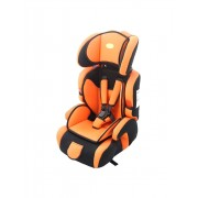 Scaun auto Premium grupa I-III, 9-36 kg, reglabil si rabatabil total orange