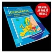 Geografie. Europa - Romania - U E. Probleme fundamentale. Manual pentru clasa a XII-a