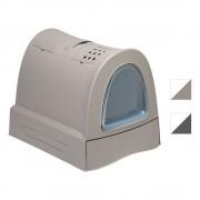 Zuma IMAC тоалетна за котки Д 56 x Ш 40 x В 42,5 см - сиво
