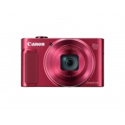 Canon Camara digital canon powershot sx620 hs 20.2mp/ zoom 50x/ zo 25x/ 3''/ full hd/ wifi/ nfc/ roja kit funda y tarjeta 8gb