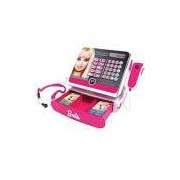 Caixa Registradora Barbie Luxo Rosa - Intek