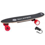 Skateboard electric Quer Skater (Negru)