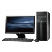 HP Elite 8100 Tower - Core i5 - 4GB - 250GB HDD + 23'' Widescreen LCD