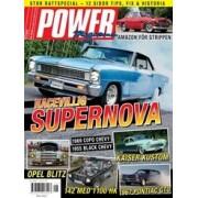 Tidningen Power Magazine 16 nummer