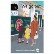Flamingo Gifts We Go Out, Dung Beetle Book 1C For Grown Ups