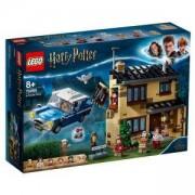 Конструктор Лего Хари Потър - 4 Privet Drive - LEGO Harry Potter, 75968