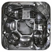 Spatec Jacuzzi Outdoor Whirlpools - SPAtec 750B shadow