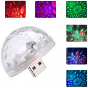 USB - Mini DJ Led laser lamp - disco party