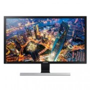 "Монитор Samsung U28E590D(LU28E590DS/EN), 28"" (71.12cm), TN панел, 1ms, UHD, 5000000:1, 370 cd/m², 2x HDMI, Display Port"