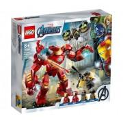 LEGO SUPER HEROES Iron Man Hulkbuster versus A.I.M. Agent