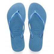Havaianas Slippers Flipflops Slim Blauw