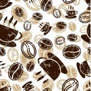 Tapet superlavabil pentru bucatarie cu design cafea, la comanda (Dimensiune ( L x H): 300 x 200 cm, Selecteaza imaginea dorita!: Ftcom-Sh-207431230 alb, maro, bej)