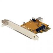 StarTech .com PEX2MPEX Adaptador de Tarjeta de PCI Express a miniPCI Express