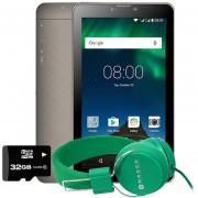 Tablet Hyundai Koral 7w3x 8gb Android 8 3g + KIT - Gris