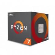 AMD procesor Ryzen 7 2700 8 cores 3.2GHz (4.1GHz) Box CPU00825